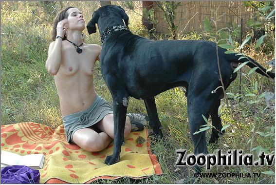 Интересные зоо порно снимки сделанные на природе
